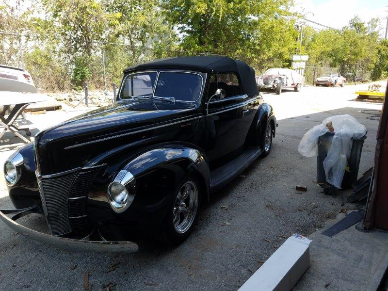 Classic Car Painting TX | (512) 633-2605 – Call Us Today!